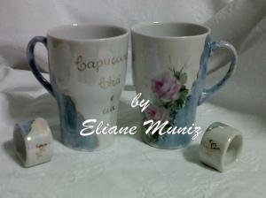 Chá e Capuccino