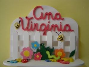 Placa Ana Virgínia