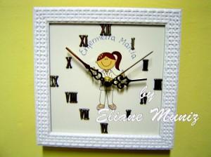 Relógio Enfermeira Marcia cópia