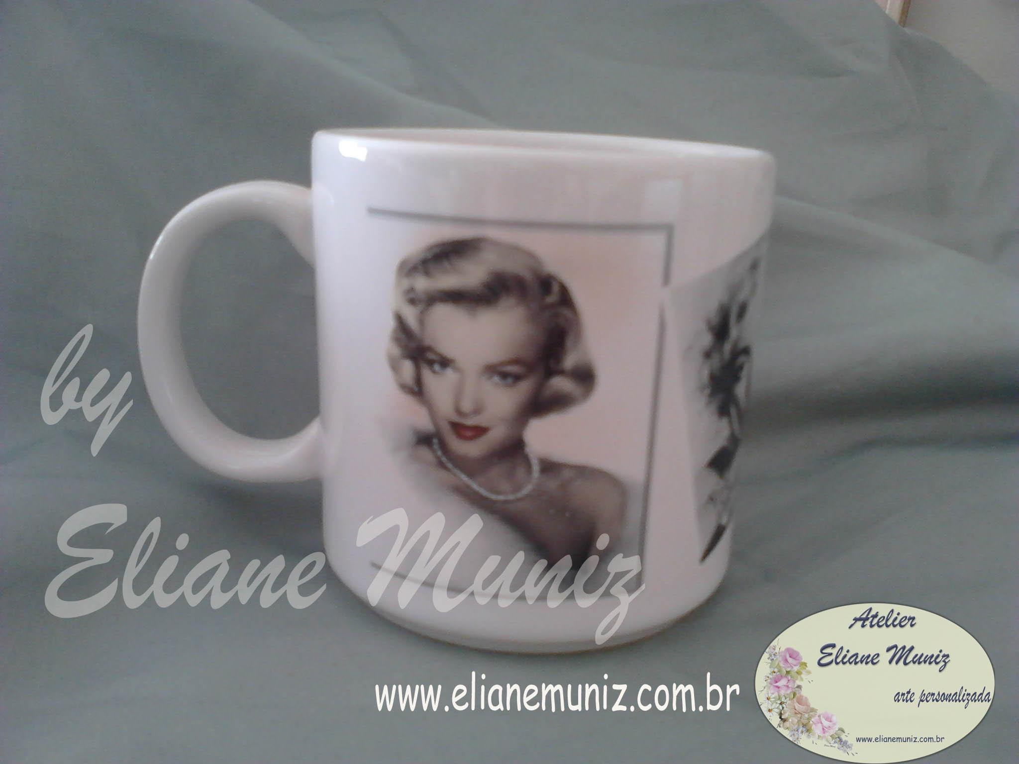 Caneca Marilyn Monroe 1